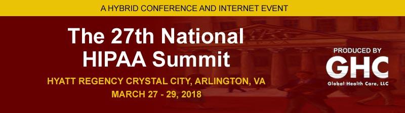 HIPAA Summit XXVII Features FTC Senior Attorney, Division of