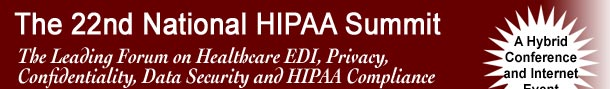 HIPAA regulation Summit